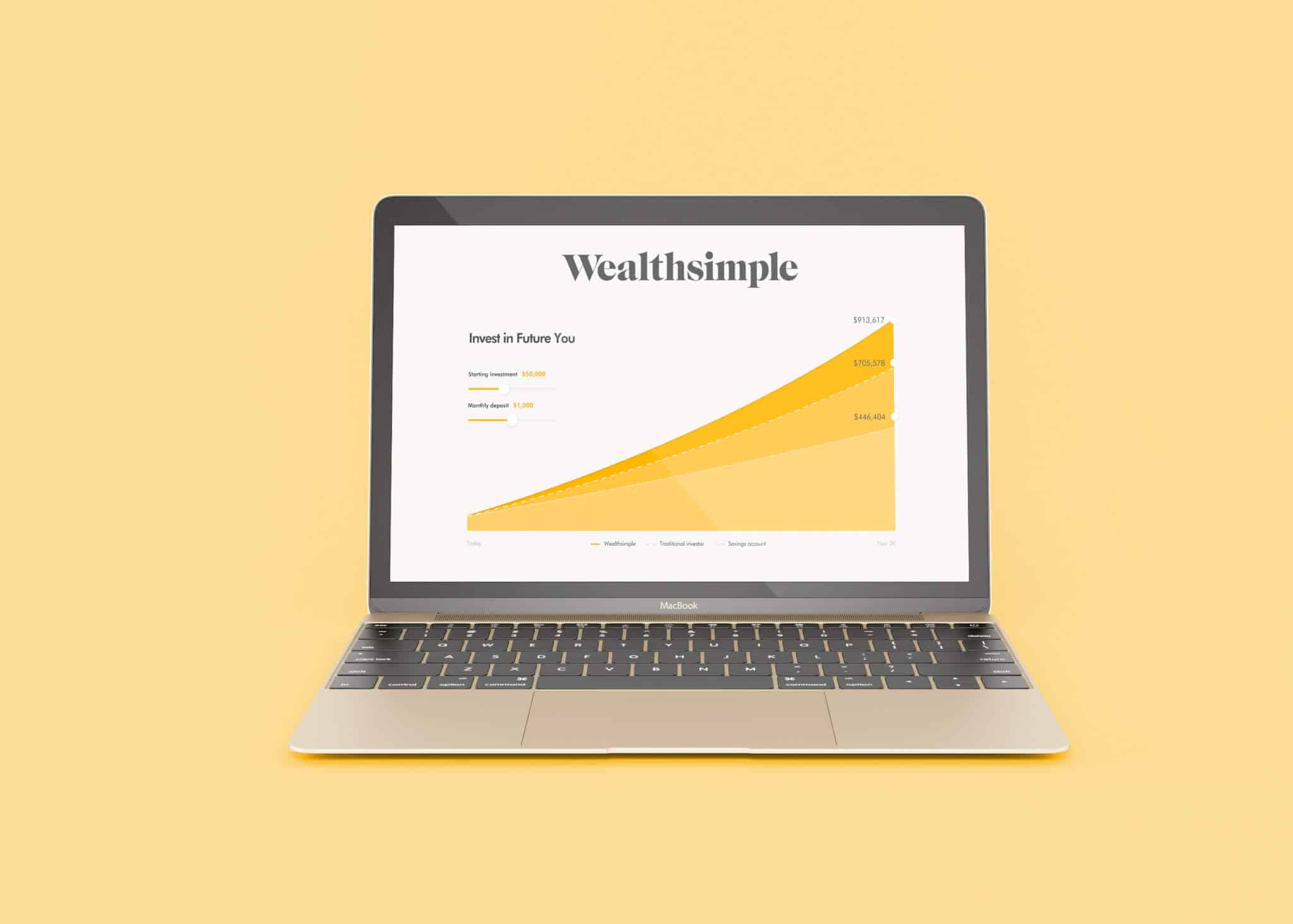 Wealthsimple $50 Sign up Bonus