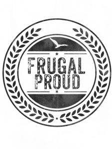 Being Frugal Proud