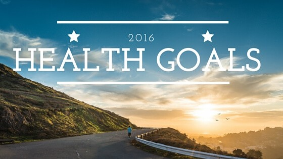 Health Goals for the Year Ahead