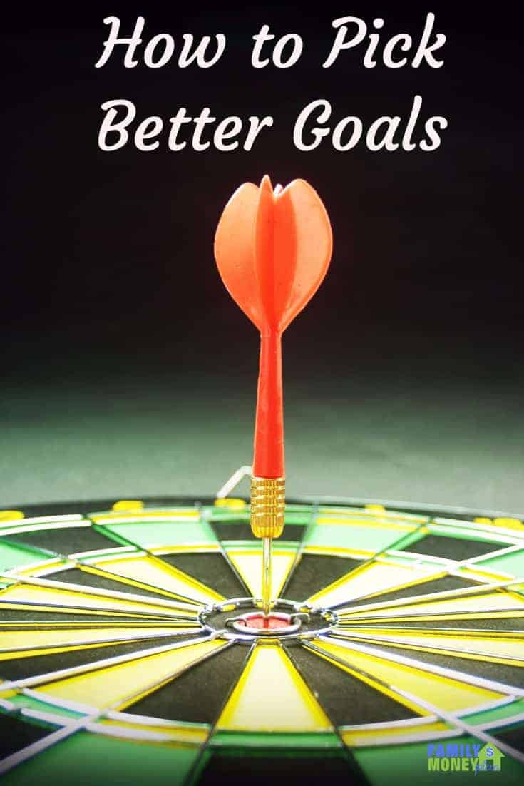 Are you coming up short on your goals? Here's some ways to pick better goals | Goals | Achievement |