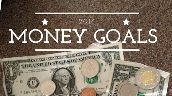 Money Goals for the Year Ahead