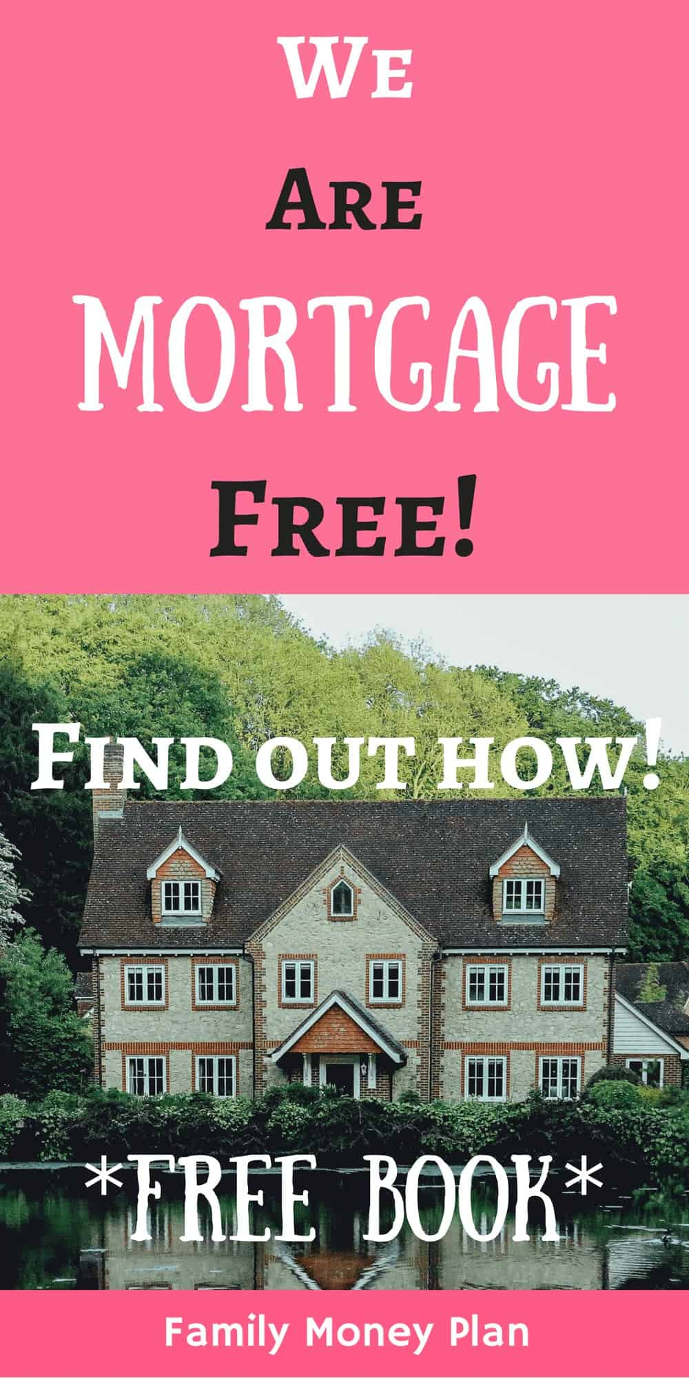 Mortgage freedom? Sound like it's too far away. Not always... there are many things you can do to become mortgage free quicker than 30 years