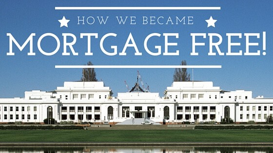 How we became Mortgage Free