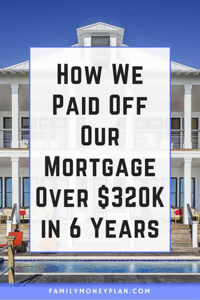 """Here's how the story ends…My hands were shaking as I drove to the bank last Friday, I was going down to make the last payment on our mortgage. As I drove there I keep thinking """"I can't believe we are at this point! I can't believe we made it! We are finally at the end of this 5 year plan."""""""