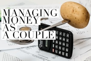 Managing Money For Couples
