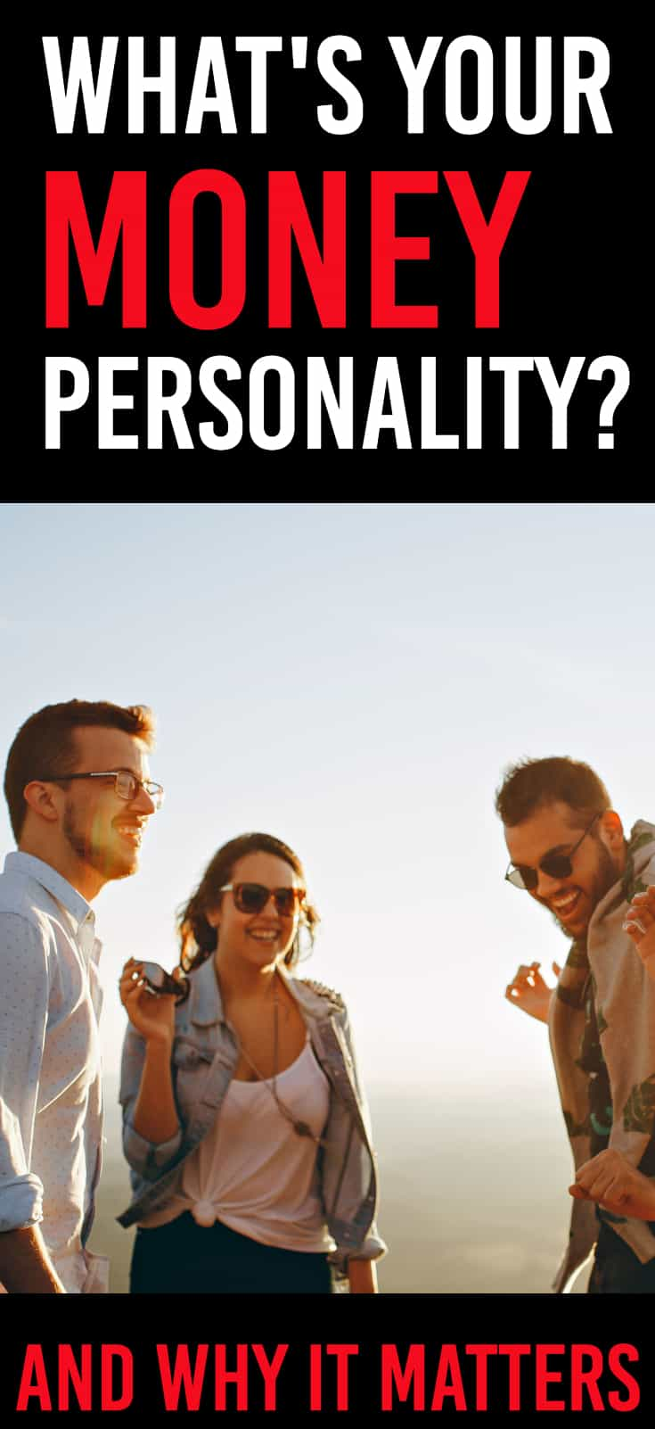 What's your money personality? There are 4 types of personalities knowing them can help you talk to your spouse about your finances.  | Money & Marriage |