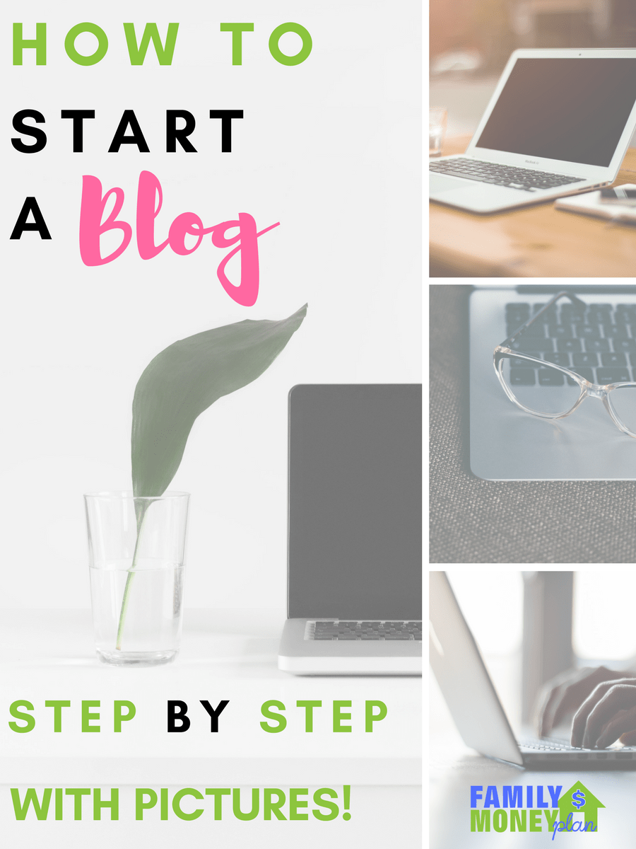 Start a blog quickly | This video shows you how to start a blog in under 5 minutes. | Blogging | Earn Money |