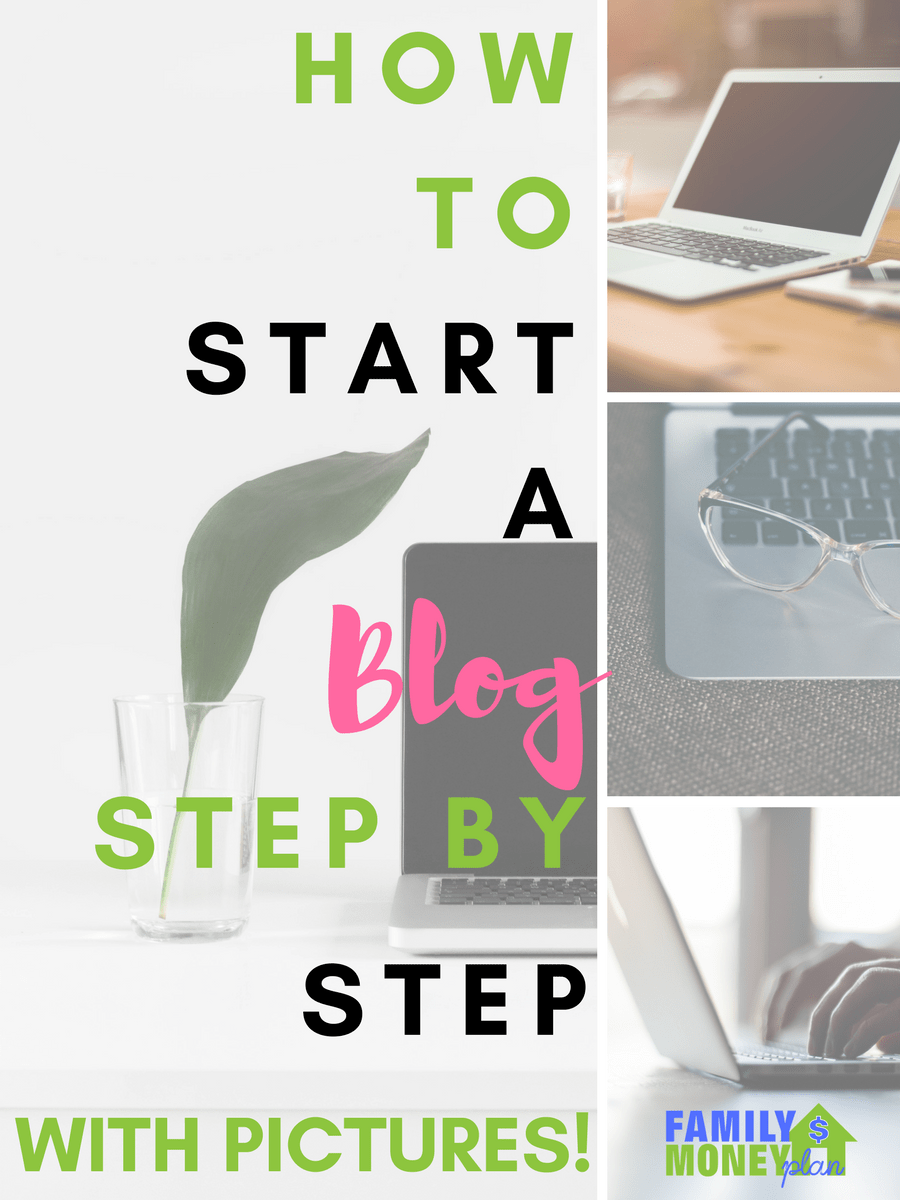 How to start a blog step by step | Blogging | How to get started blogging | Make Money Online |