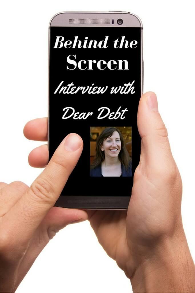 Pinterest Dear Debt