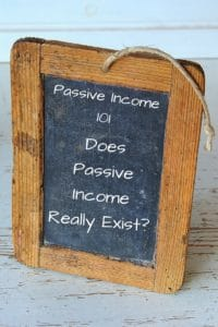 Does Passive Income Really Exist-