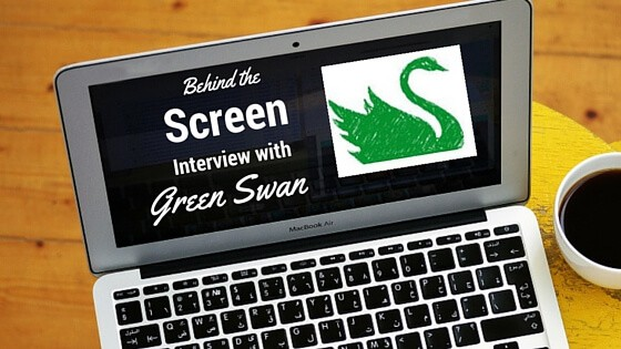 Behind the Screen Interview #4 – JW from The Green Swan