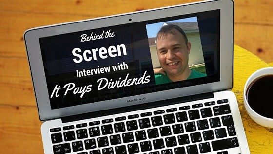 Behind the Screen Interview #6 – Thias from It Pays Dividends