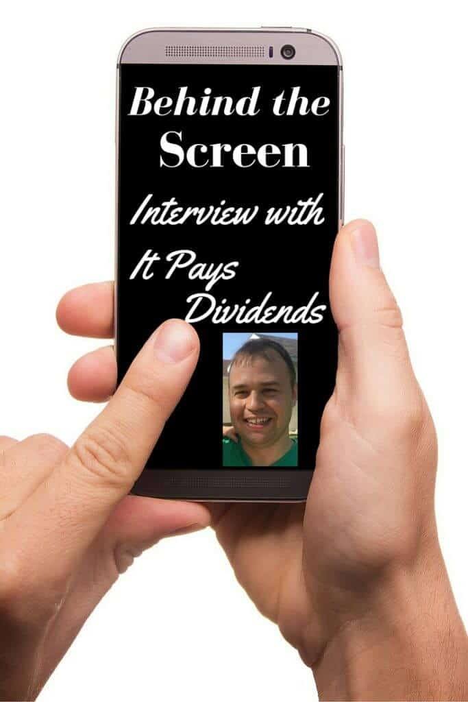 Behind the Screen Interview with It Pays Dividends