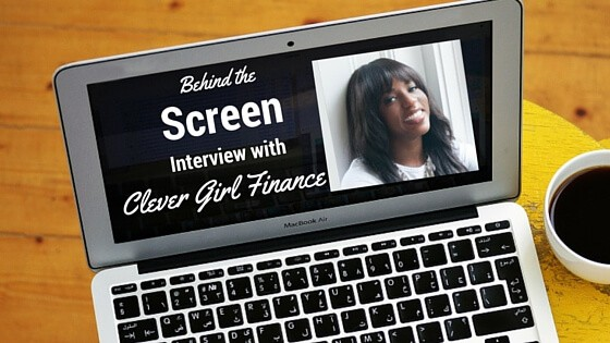 Behind the Screen Interview #8 with Bola from Clever Girl Finance