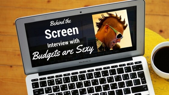 Behind the Screen Interview with J Money from Budgets Are Sexy