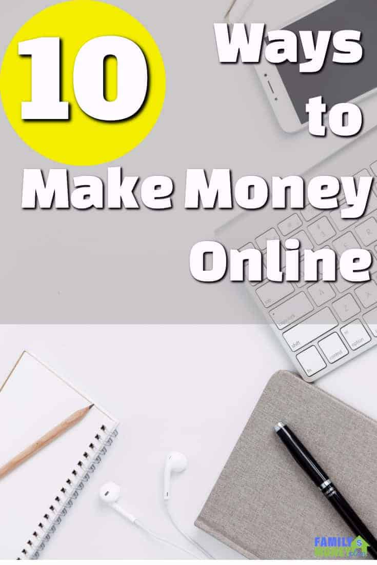 Top 10+ Ways to Earn Extra Money Online in 2018