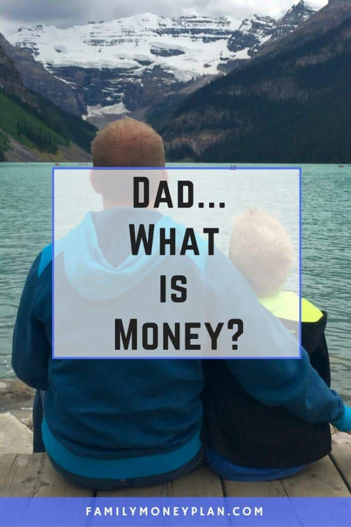 Dad What Is Money? Have you ever been asked such a simple question and struggled to answer it? Check out how I answered my 5 year old when he asked me