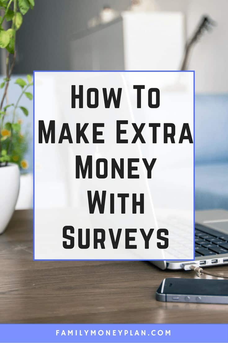 How to Make Money With Surveys | Earn Extra Money | Work Anywhere | Side Hustle | Extra Income |