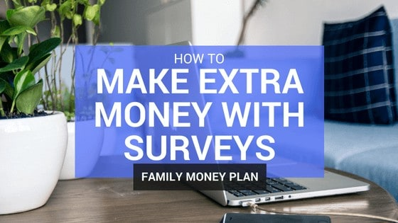 How To Make Extra Money With Surveys