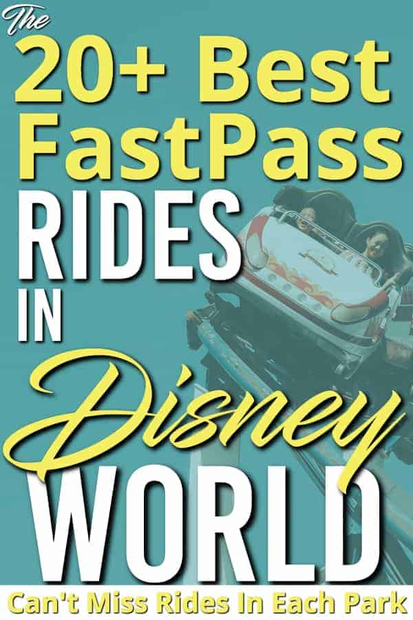 Here are the best Disney Fast Pass Rides. If you want to make the most of your day here are the rides that you need to get fastness for right away. These are the best Walt Disney World Rides to book and ensure your trip is the best one ever. |Disney Vacation |Disney Trip Ideas | Disney World Rides | #waltdisneyworld #disney #disneyworld #fastpass #magickingdom