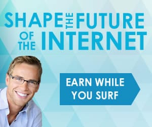 Earn While you surf