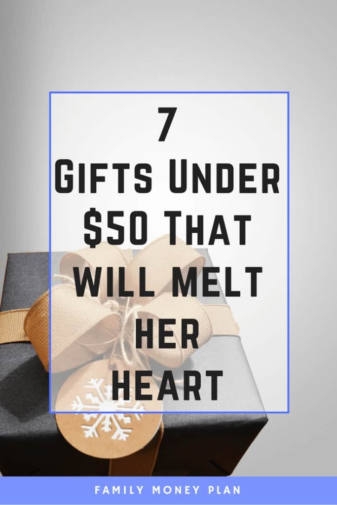 7 Jewelry gifts under $50 that she will love. Gift Ideas for Women