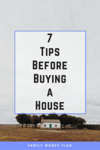 Looking for some great tips before you buy your house? Make sure you do these 7 things before you write your offer.