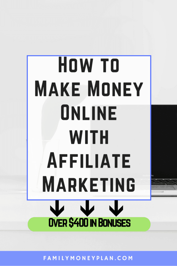 How to Make Money Online with Affiliate Marketing. Learn how to make money online from someone who is earning $50,000 a month. Make Money Online. Affiliate Marketing.