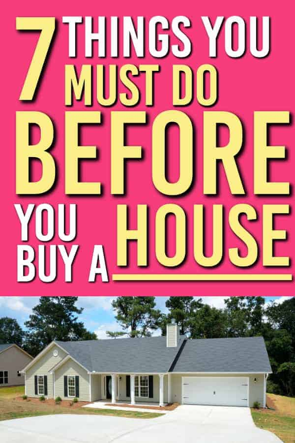 Are you looking to buy your first home? These 7 first time home buying tips will take the pressure off of being a first time homebuyer and ensure you have things under control.