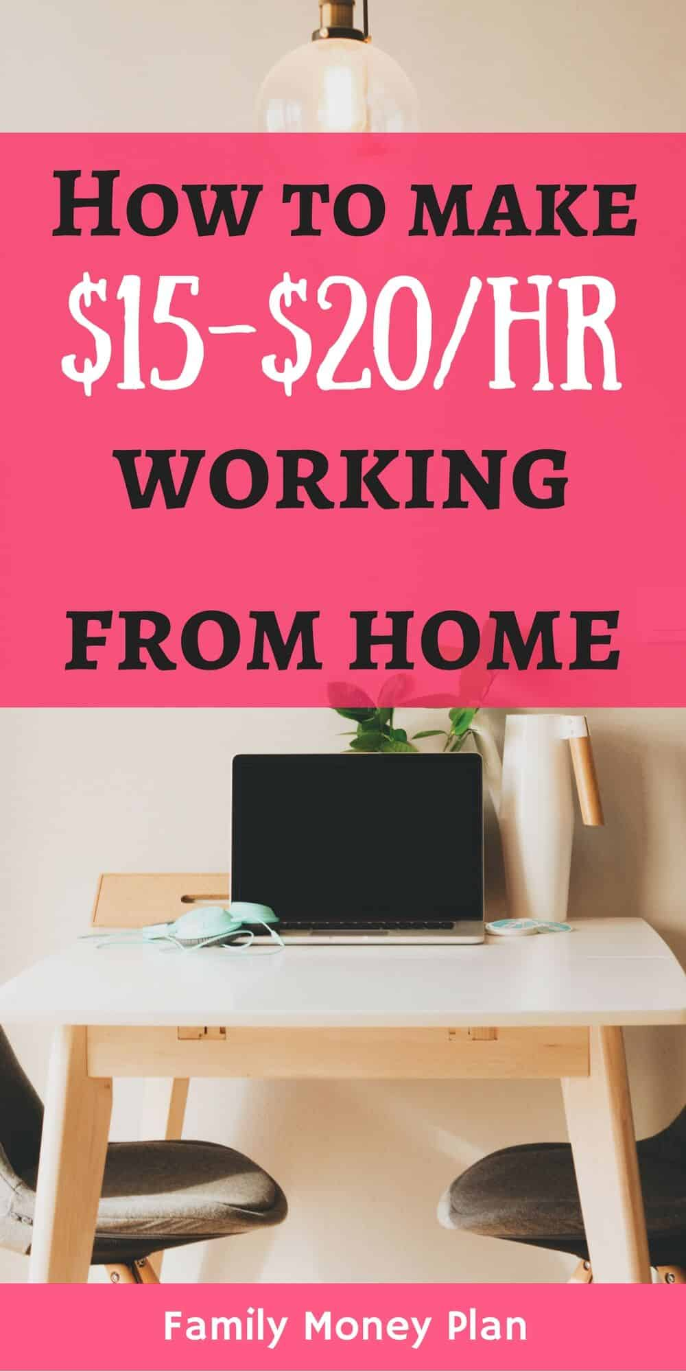 Learn How One Person Makes 6 Figures from Home | Make Money From Home | Learn to Become A Transcriptionist |