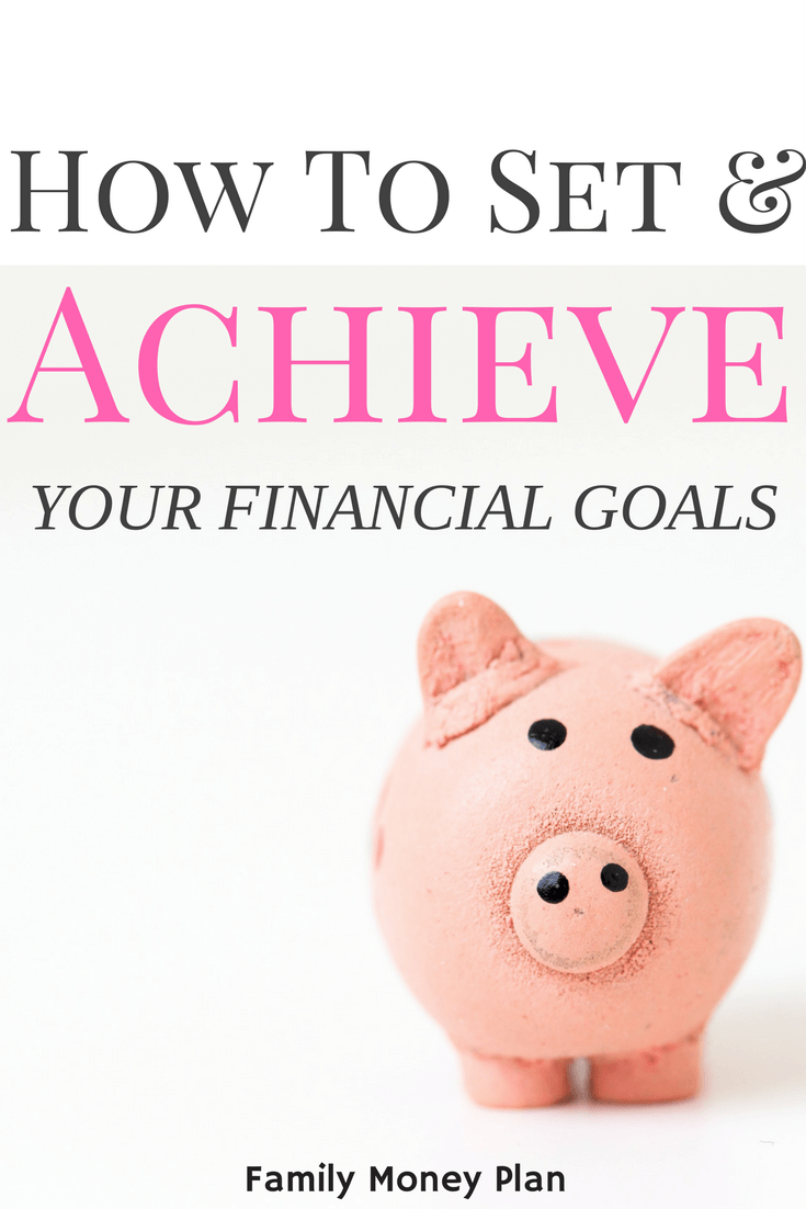 Wondering which money goals to set? Check out our ultimate list! | Money Goals | Saving Goals | Investing Goals | Making Money Goals |