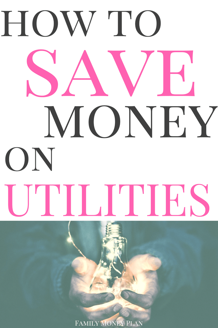 Looking for some easy and great ways to save money on your utilities? We have some great ones for you | Saving Money | Save Money on Utilities |