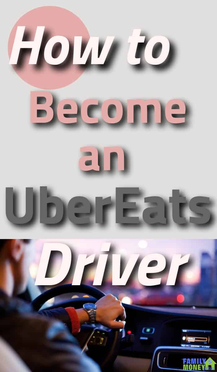 Looking for a way to make extra money in your spare time? Check out becoming an UberEats driver. | Making Money | Side Jobs | Earn more money |