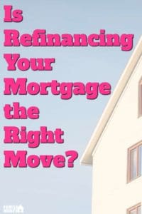 Before you refinance make sure to ask yourself these 3 questions. You may be able to save money by refinancing. | Mortgage | Refinancing Mortgage | Mortgage rates |