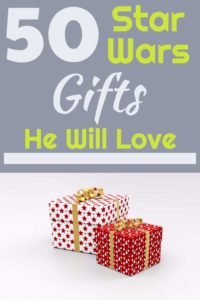 Got a Star Wars Fanatic in your life? Looking Star wars gift ideas for him? Here are some great ideas for gifts no matter what size your budget is   Star Wars   Gift Ideas for Him  