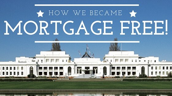 Our paid off mortgage story how we paid off our mortgage in 6 years.