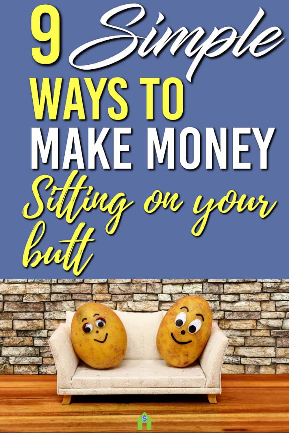 Are you looking for some simple ways to make money sitting on your couch at night? Here are 9+ ideas to put more money in your pockets while you work at home | easy ways to make money | ways to money | ways to make more money | ways to make money online | ways to make easy money | best ways to make money make money easy |  #makemoneyonline #makemoney #earnmoney #money #personalfinance