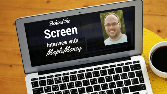 Behind the Screen With Tom Drake From MapleMoney