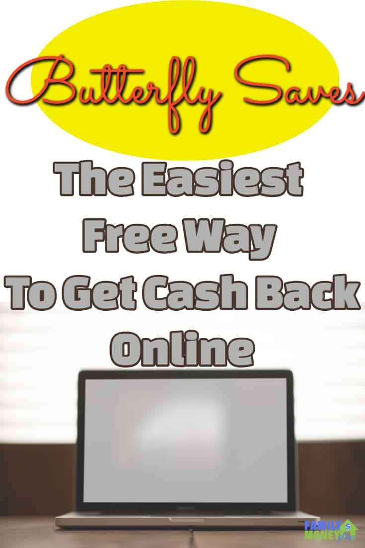 Butterfly Saves Review, the easiest way to get cash back online.   Get Cash Back for shopping Online   Saving Money   Tech Saving Money ideas  