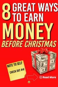 make money for christmas