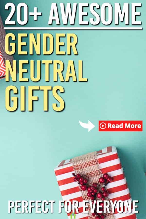 Are you looking for some unisex gifts that are perfect for everyone? Here are 20+ Awesome Gender Neutral Gifts for Adults. These are gifts that you can give anyone and know the they are going to be excited about them. #gifts #genderneutral #giftguides #giftideas