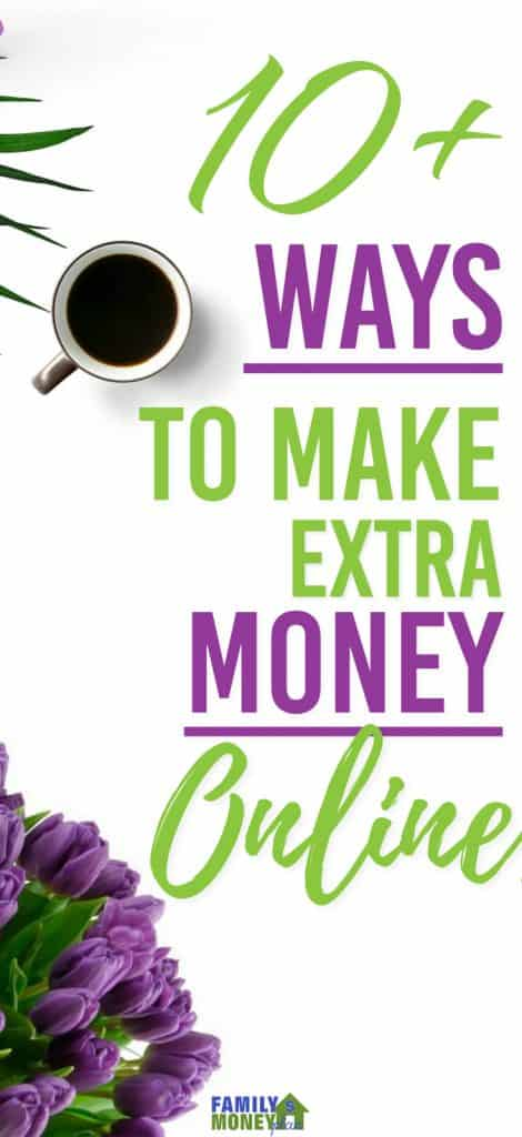 Looking for ways to make money online? We have over 10 ideas that can get you started making money including one that gives a $5 bonus | Make Money Online |