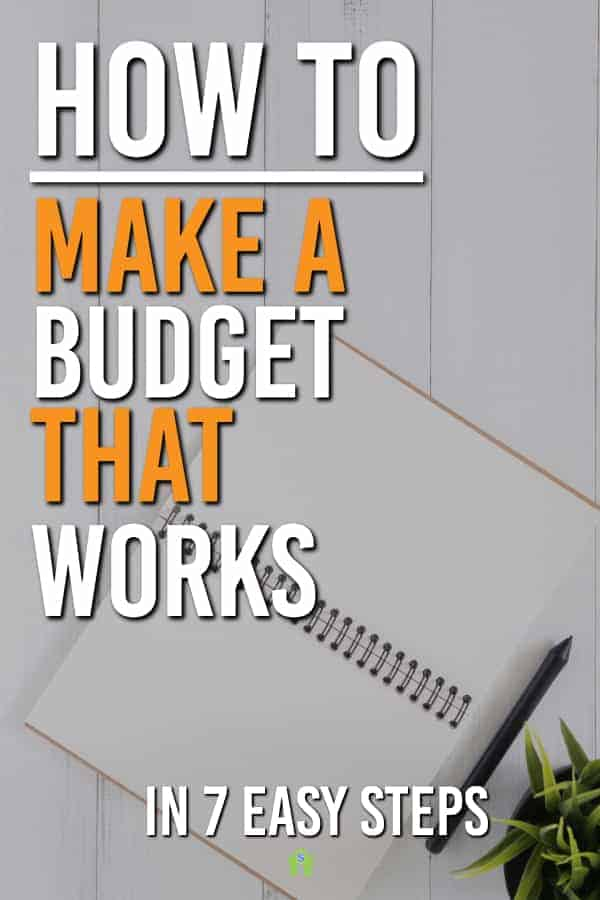 Wondering how you budget when you are a beginner? Here's the perfect budget for beginners. We walk you through how to get started to make a budget that works.  #budgeting #makingabudget #beginner #money #personalfinance #finance