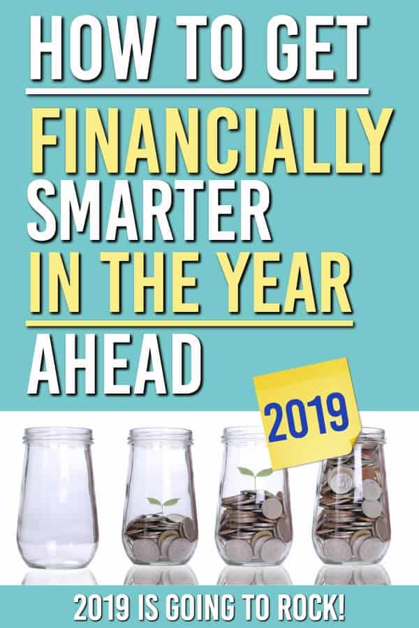 We did these and our finances soared! Here are 4 things you can do to become financially smarter in the year ahead. #personalfinance #money #moneytips #frugalliving #frugaltips