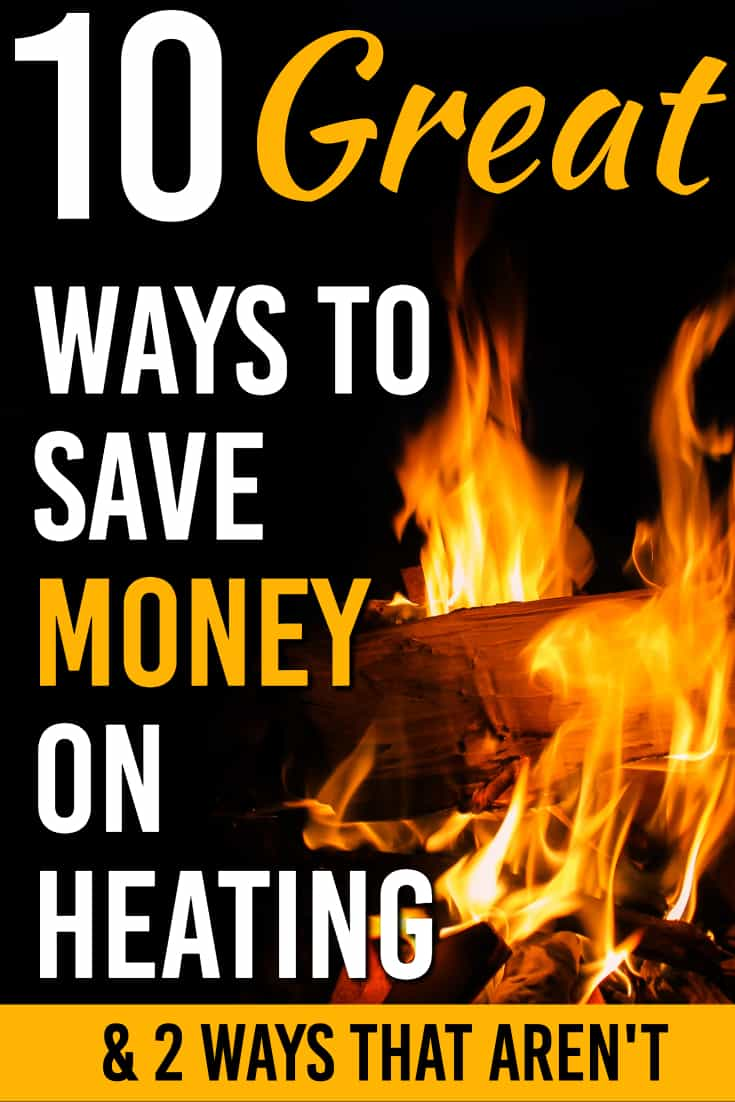 10 + Great ways to save money on your heating costs | Save Money | Heating Bills | #heating #savemoney
