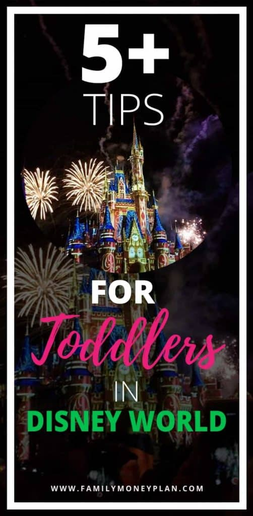 5+ Tips for Taking Your Toddler To Disney World. Make sure your trip to Disney World is a great one with these tips for your little kids | Disney with toddlers | Disney World Survival Tips |
