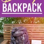 Wondering what you need to pack for your day at Disney World? Here is a list of everything you should have in your backpack to make sure you have a perfect day   Disney World   Packing for disney  #disney