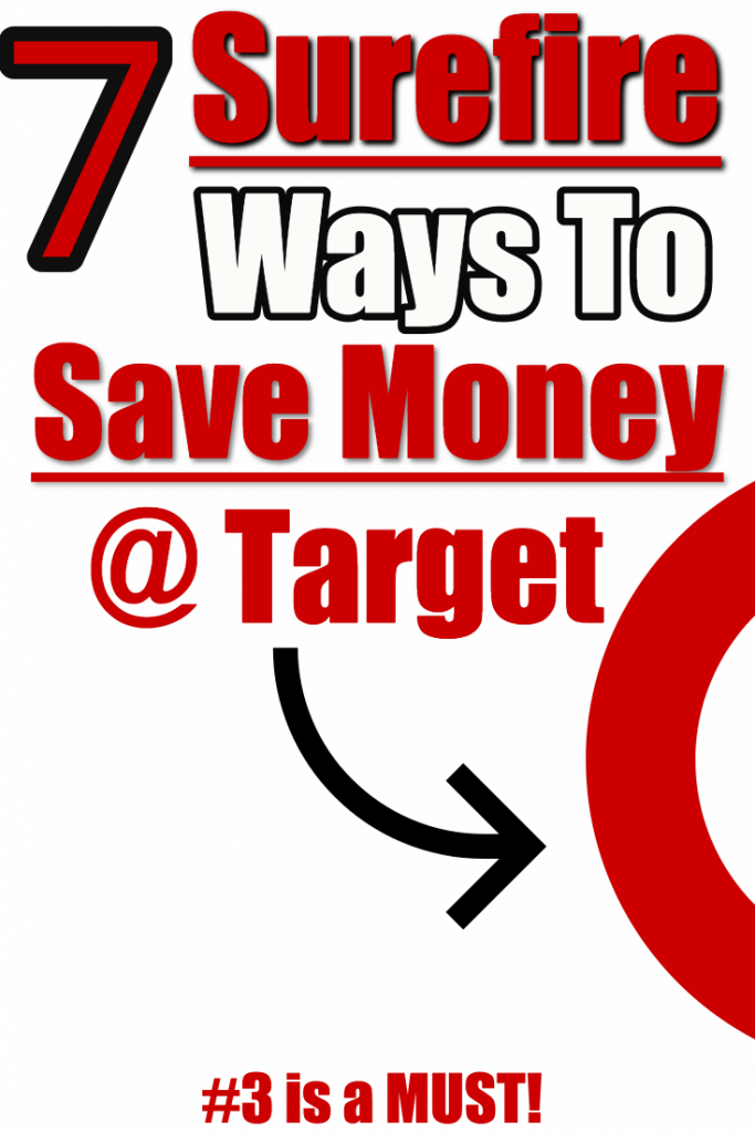 7 Surefire Ways to Save Money at Target |Saving Money |Shopping Online | Target |