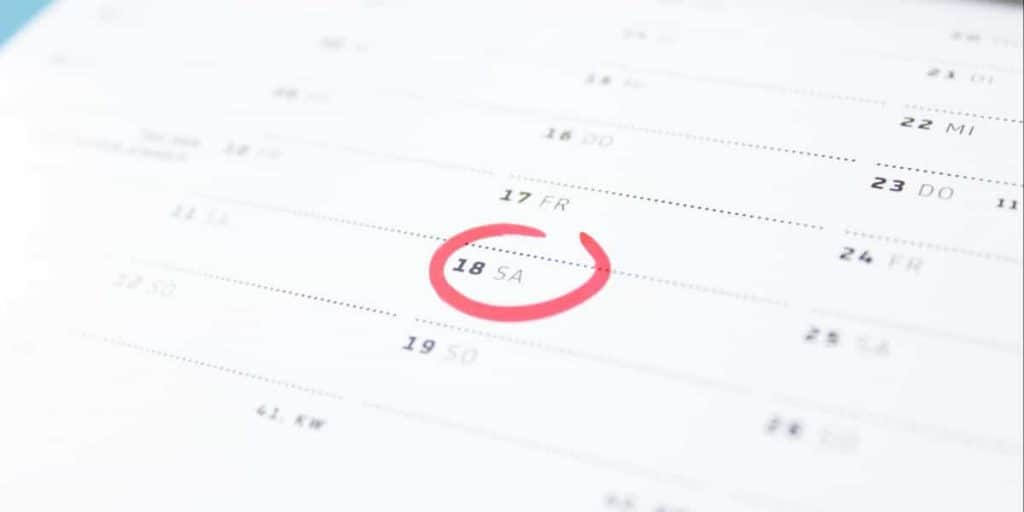 Get out of debt fast by setting a debt free date