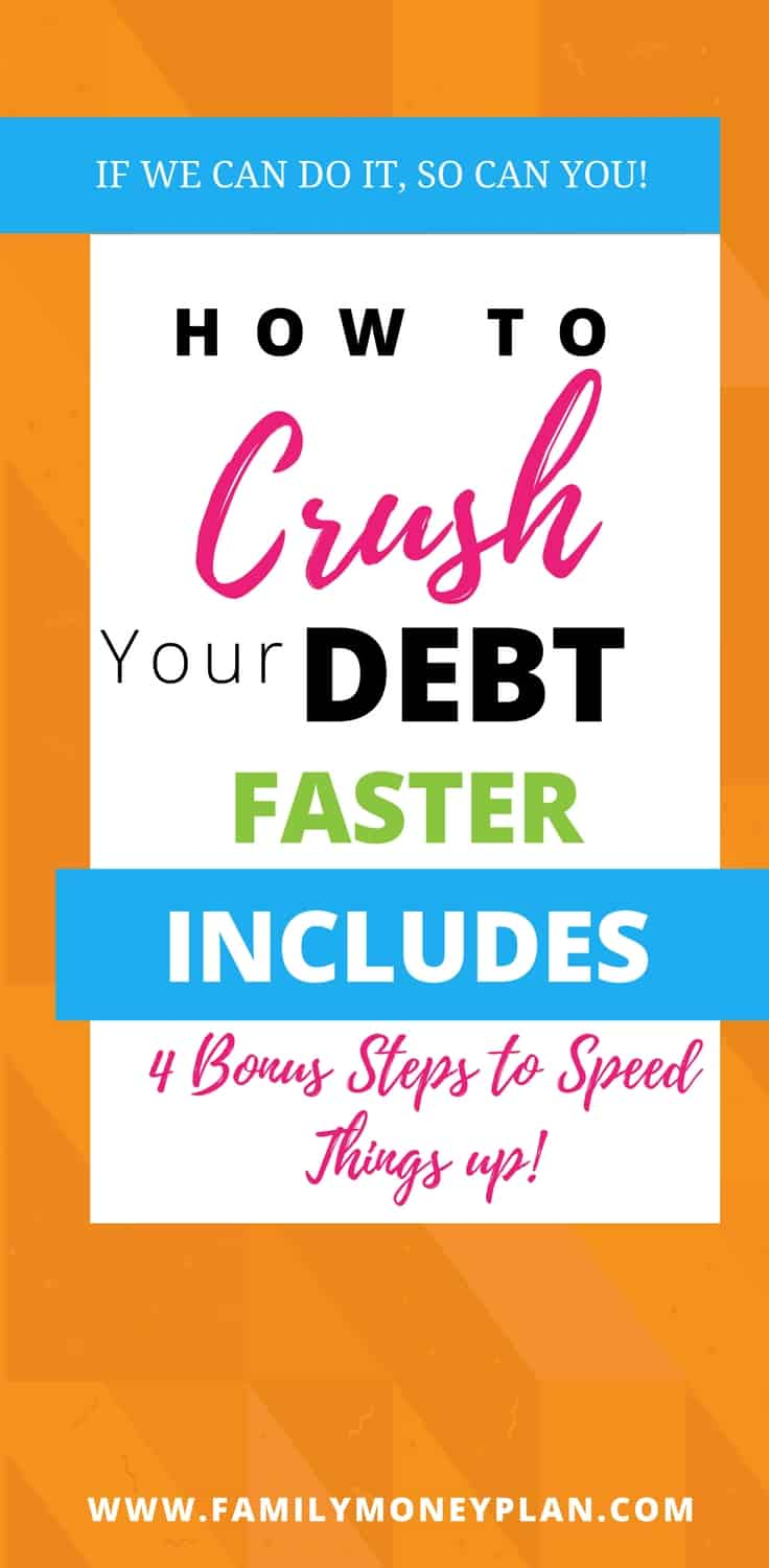 Are you looking for how to get out of debt. Imagining what life would be like if you paid off all your loans? We did it in 7 years mortgage debt too! Learn from someone who's done it. We share our get out debt tips, debt pay off strategies and the most important things you need to know about getting out of debt quickly once and for all | Debt payoff | How to get out of debt | #debtfree #debtpayoff #howtogetoutofdebt